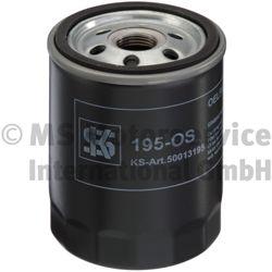 KOLBENSCHMIDT  50013195 Ölfilter Außendurchmesser 2: 72mm, Innendurchmesser 2: 62mm, Höhe: 102mm
