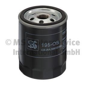 Ölfilter Außendurchmesser 2: 72mm, Innendurchmesser 2: 62mm, Höhe: 102mm mit OEM-Nummer 1 220 880