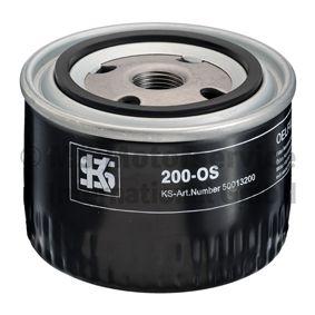 Filtre à huile Diamètre extérieur 2: 71mm, Diamètre intérieur 2: 62mm, Hauteur: 69mm avec OEM numéro 21051012005