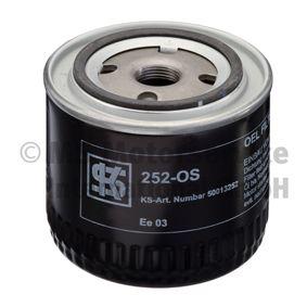 Ölfilter Außendurchmesser 2: 72mm, Innendurchmesser 2: 62mm, Höhe: 81mm mit OEM-Nummer 287999