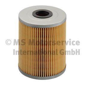 Ölfilter Innendurchmesser 2: 23mm, Innendurchmesser 2: 30mm, Höhe: 106mm mit OEM-Nummer 021 115 562