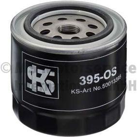 Ölfilter Außendurchmesser 2: 72mm, Innendurchmesser 2: 62mm, Höhe: 81mm mit OEM-Nummer 1266286-2