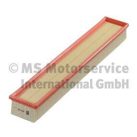 Luftfilter Länge: 520mm, Breite: 86mm, Höhe: 58mm mit OEM-Nummer 1110940304