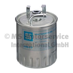 Kraftstofffilter Höhe: 127mm mit OEM-Nummer A66-809-20101