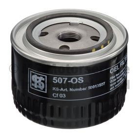Ölfilter Außendurchmesser 2: 72mm, Innendurchmesser 2: 62mm, Höhe: 70mm mit OEM-Nummer MLS 000-462 A