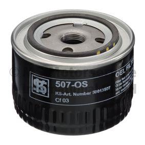 Ölfilter Außendurchmesser 2: 72mm, Innendurchmesser 2: 62mm, Höhe: 70mm mit OEM-Nummer 3287999