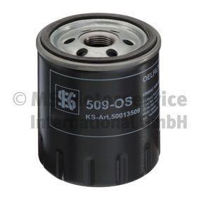 Ölfilter Außendurchmesser 2: 72mm, Innendurchmesser 2: 62mm, Höhe: 91mm mit OEM-Nummer 7 700 734 937