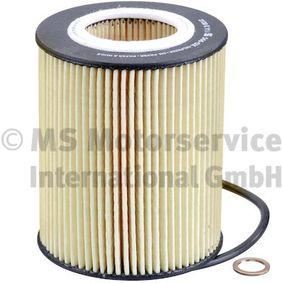 Ölfilter Innendurchmesser 2: 42mm, Innendurchmesser 2: 42mm, Höhe: 106mm mit OEM-Nummer 11 42 1 740 534