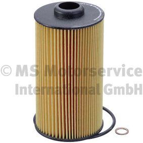 Ölfilter Innendurchmesser 2: 35mm, Höhe: 161mm mit OEM-Nummer 1142 1745 390