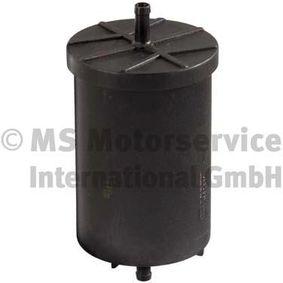Kraftstofffilter Höhe: 133mm mit OEM-Nummer 7700 820 375