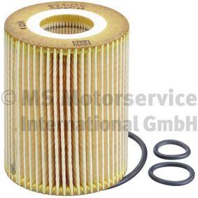 Ölfilter Innendurchmesser 2: 32mm, Höhe: 95mm mit OEM-Nummer 8-97-223-1870