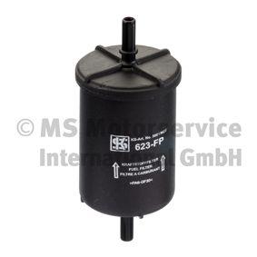 Kraftstofffilter Höhe: 143mm mit OEM-Nummer 1567.C2