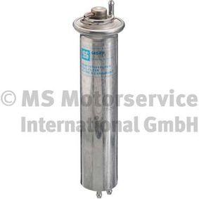 Kraftstofffilter Höhe: 310mm mit OEM-Nummer 13 32 1 709 535