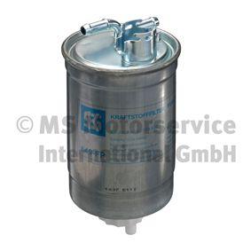 Kraftstofffilter Höhe: 175mm mit OEM-Nummer 1 120 224