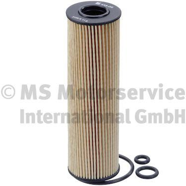 KOLBENSCHMIDT  50013659 Ölfilter Innendurchmesser 2: 21mm, Innendurchmesser 2: 21mm, Höhe: 154mm