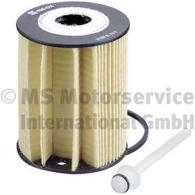 Ölfilter Innendurchmesser 2: 26mm, Höhe: 96mm mit OEM-Nummer Y401 14 3029A