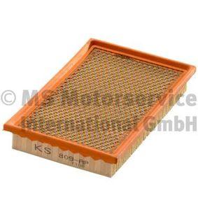 Luftfilter Länge: 258mm, Breite: 162mm, Höhe: 44mm, Länge: 258mm mit OEM-Nummer 3397 078