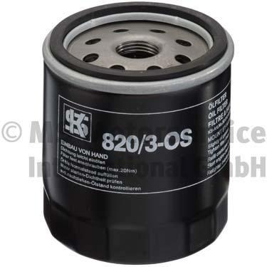 KOLBENSCHMIDT  50013820/3 Ölfilter Innendurchmesser 2: 61,5mm, Höhe: 85,5mm