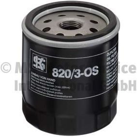 Oil Filter Inner Diameter 2: 61,5mm, Height: 85,5mm with OEM Number AM 10 120 7