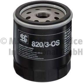 Oil Filter Inner Diameter 2: 61,5mm, Height: 85,5mm with OEM Number 156017600971