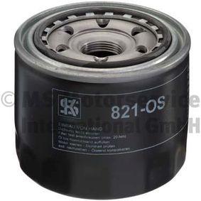 Ölfilter Innendurchmesser 2: 61,5mm, Höhe: 85,5mm mit OEM-Nummer 90915 30001