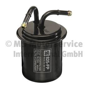 Kraftstofffilter Höhe: 124mm mit OEM-Nummer 42072-PA010