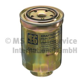 Fuel filter Height: 140mm with OEM Number 2330383706