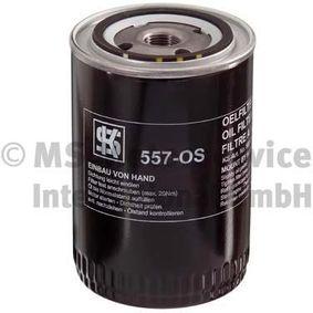 Ölfilter Innendurchmesser 2: 61,5mm, Höhe: 97mm mit OEM-Nummer 65 03 91