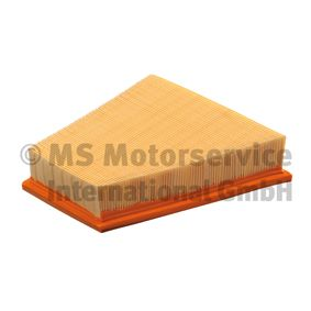 Luftfilter Länge: 213mm, Breite: 220mm, Höhe: 58mm mit OEM-Nummer 5Z0 129 620
