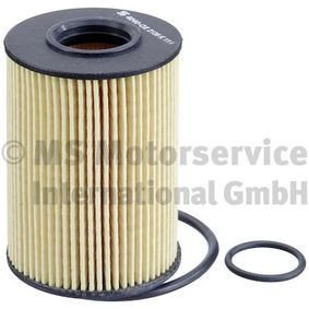 Ölfilter Innendurchmesser 2: 27mm, Höhe: 90mm mit OEM-Nummer 266 184 0325