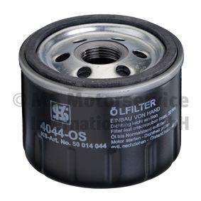 Ölfilter Innendurchmesser 2: 62,5mm, Höhe: 63mm mit OEM-Nummer 93 181 255