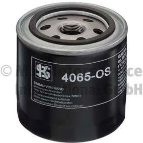 Ölfilter Außendurchmesser 2: 71mm, Innendurchmesser 2: 62mm, Höhe: 95mm mit OEM-Nummer AJ04-14302-B