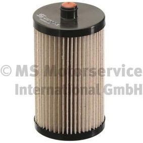 Fuel filter Height: 133mm with OEM Number 2E0 127 177