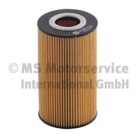 Ölfilter Innendurchmesser 2: 38mm, Höhe: 148mm mit OEM-Nummer 628 180 0009