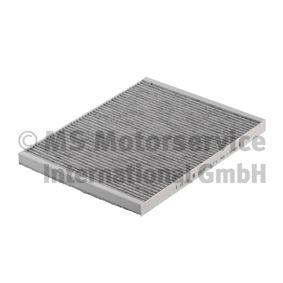 Filter, Innenraumluft Länge: 295mm, Breite: 230mm, Höhe: 20mm mit OEM-Nummer 512024302