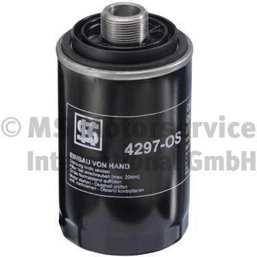 KOLBENSCHMIDT  50014297 Ölfilter Innendurchmesser 2: 71mm, Höhe: 143mm