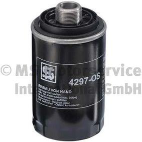 Ölfilter Innendurchmesser 2: 71mm, Höhe: 143mm mit OEM-Nummer 06J115561B