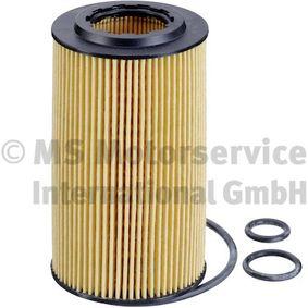 Ölfilter Innendurchmesser 2: 65mm, Höhe: 115mm mit OEM-Nummer A651 180 0009