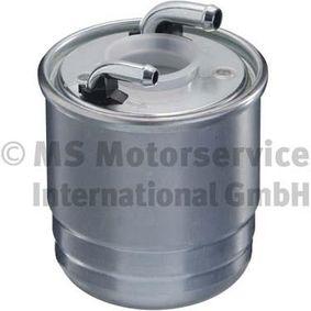 Fuel filter 50014486 E-Class Saloon (W212) E 350 CDI 3.0 MY 2013