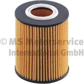 Ölfilter Innendurchmesser 2: 72mm, Höhe: 91mm mit OEM-Nummer 98018448