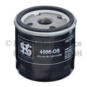 Ölfilter Innendurchmesser 2: 72mm, Höhe: 75mm mit OEM-Nummer 1678 162