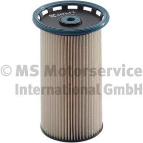 Fuel filter Height: 151mm with OEM Number 5Q0127177