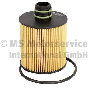Ölfilter Innendurchmesser 2: 32mm, Höhe: 101mm mit OEM-Nummer 650 111