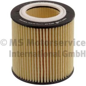 Ölfilter Innendurchmesser 2: 43mm, Höhe: 79mm mit OEM-Nummer 11427640862