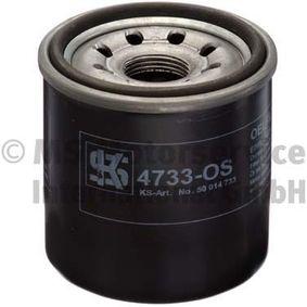Ölfilter Innendurchmesser 2: 61mm, Höhe: 73mm mit OEM-Nummer 2630003001