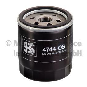 Ölfilter Innendurchmesser 2: 64mm, Höhe: 87mm mit OEM-Nummer 03L 115 561