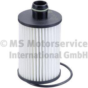 Ölfilter Innendurchmesser 2: 18,5mm, Höhe: 125,5mm mit OEM-Nummer 95599740