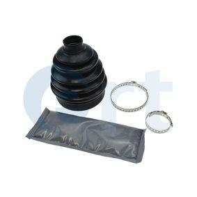 Faltenbalgsatz, Antriebswelle Höhe: 110mm, Innendurchmesser 2: 26mm, Innendurchmesser 2: 83mm mit OEM-Nummer 6Q0 498 203