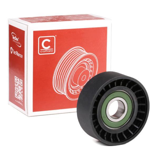 CAFFARO  500202 Spannrolle, Keilrippenriemen Breite: 24mm