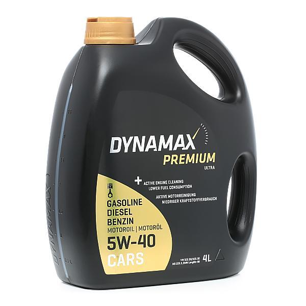 motor ol DYNAMAX 500216 Erfahrung